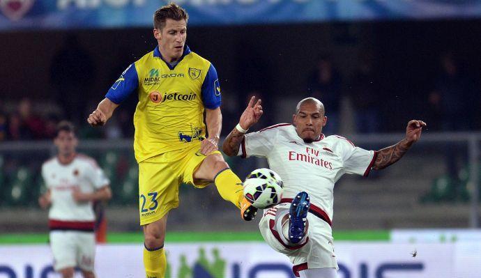 Chievo-Milan 0-0, rossoneri senza idee