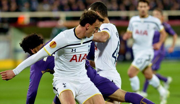 Fiorentina-Tottenham 2-0: il tabellino