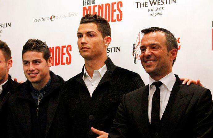 CLAMOROSO: CR7 e Mendes comprano casa a Torino