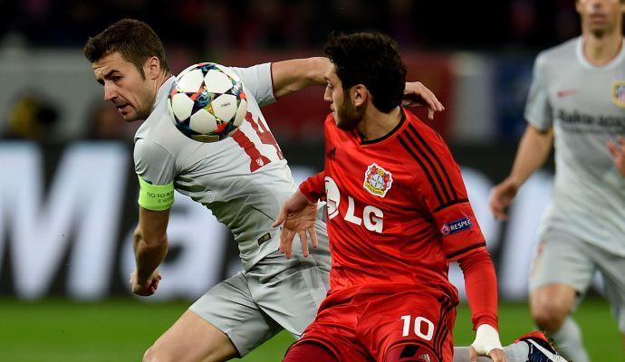 Atletico Madrid-Leverkusen 4-2 dcr: il tabellino