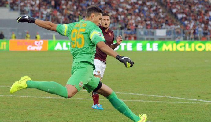CM STADIO: Empoli-Verona 1-0. Gollini: 'Tanti mi vogliono'