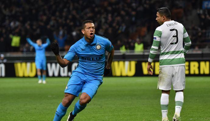 Inter, ag. Guarin: 'Nessun contatto con il Fenerbahce'