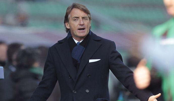 VIDEO Inter, Mancini: 'Sbagliamo ancora troppo'
