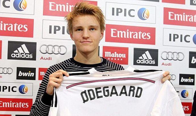 Real Madrid, Odegaard piace al Villarreal