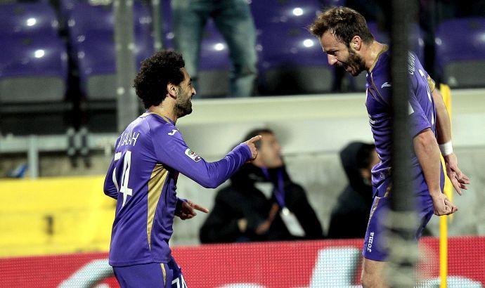 Fiorentina, Salah è croce e delizia
