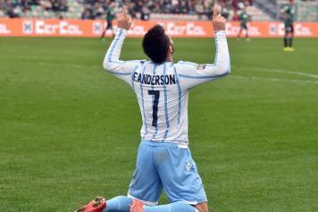 Felipe Anderson, Lazio