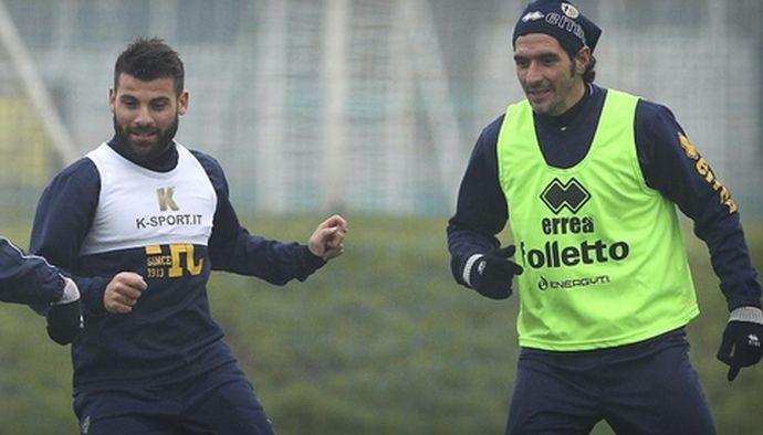 Serie A in campo, intanto il Parma si allena a porte aperte