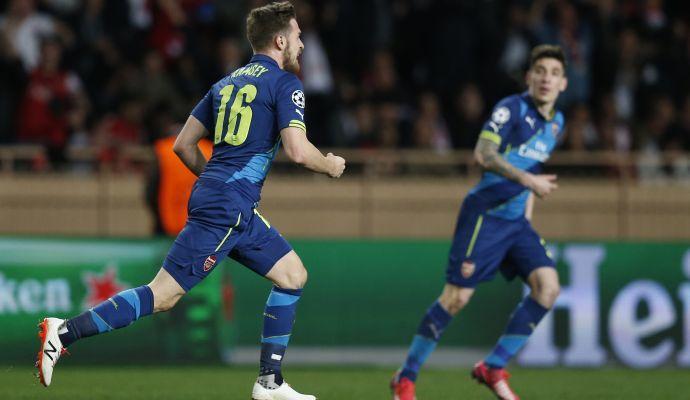 Arsenal, i voti di CM: Ramsey suona la carica