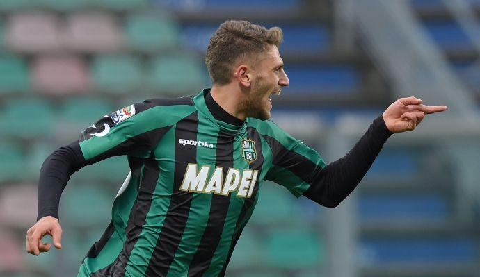 Sassuolo-Chievo: GOL e HIGHLIGHTS