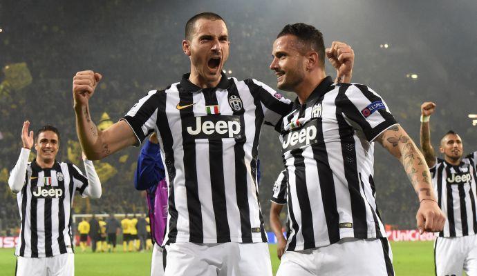Juve, senti Pepe: 'Douglas Costa è come un videogioco. Su Bonucci...'
