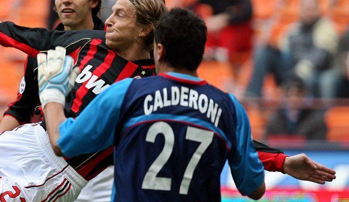 Carrarese, UFFICIALE: rescinde Calderoni