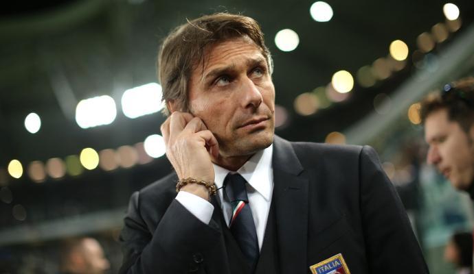 Inter-Napoli, Conte in tribuna fra Nazionale e mercato