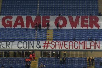 La Curva Sud contesta la società prima di Milan-Cagliari