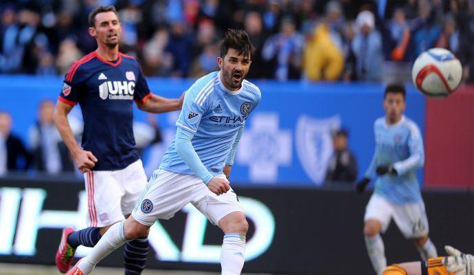 New York FC, Villa: 'Non penso al ritiro'