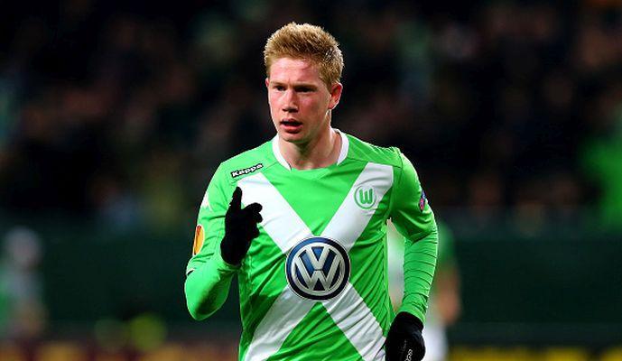 Ds Wolfsburg: '35 milioni per de Bruyne non bastano'