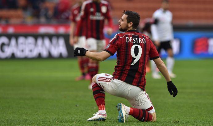 Convocati Milan: ci sono Destro e Diego Lopez