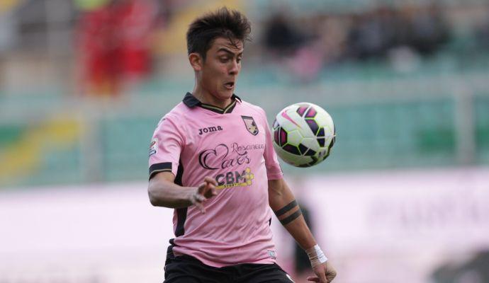 Palermo, Dybala: no ai campionati esteri, vuole solo la Serie A