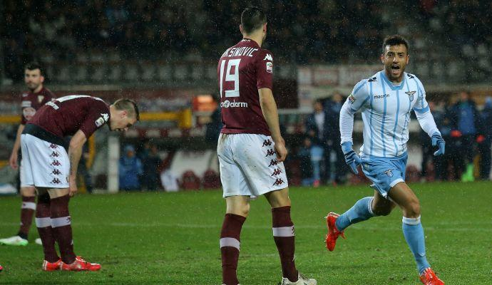 Torino-Lazio 0-2: GOL E HIGHLIGHTS
