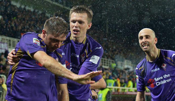 Fiorentina, Joaquin mattatore contro il Milan