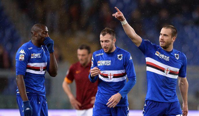 Samp, De Silvestri: 'Il gol più importante della mia carriera'