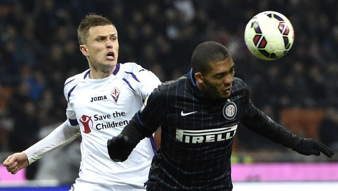 Inter-Fiorentina 0-1: il tabellino