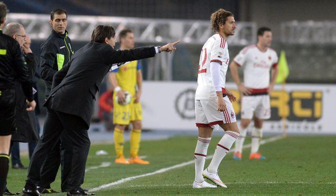 Milan, ruolino da retrocessione