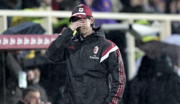 Il Milan perde ancora, ma Inzaghi resta