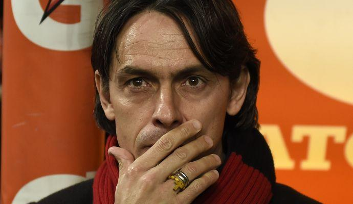 Milan, Inzaghi: 'Berlusconi è stato prodigo di consigli. Diego Lopez verrà valutato domani'