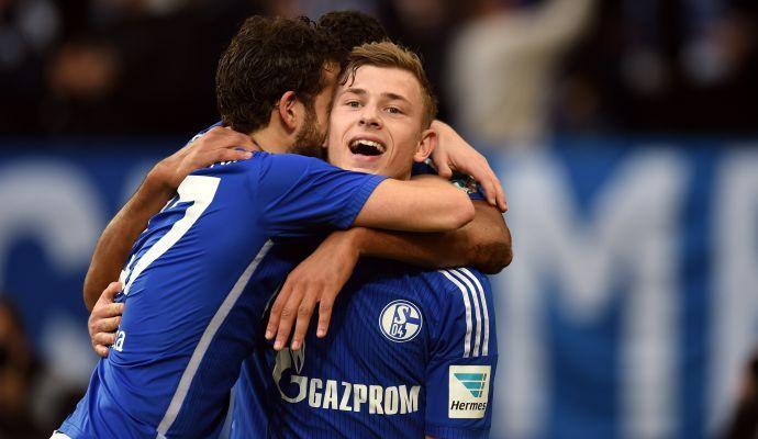 Schalke 04: le grandi della Premier League su Meyer