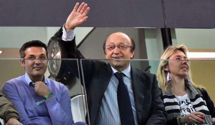 Moggi: 'Scudetto? L'Inter dipende troppo da Lukaku, la Juve...'