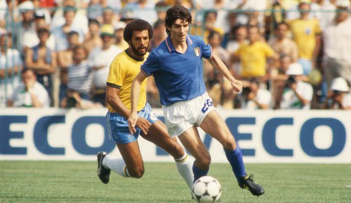Auguri Paolo Rossi! L'eroe di Spagna '82 spegne 64 candeline