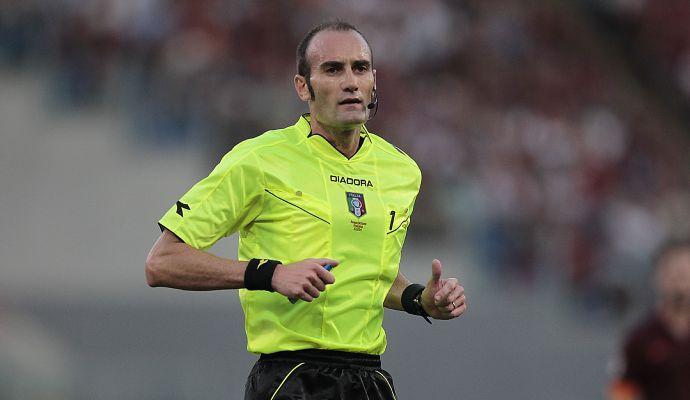Arbitri: Lazio-Carpi a Russo