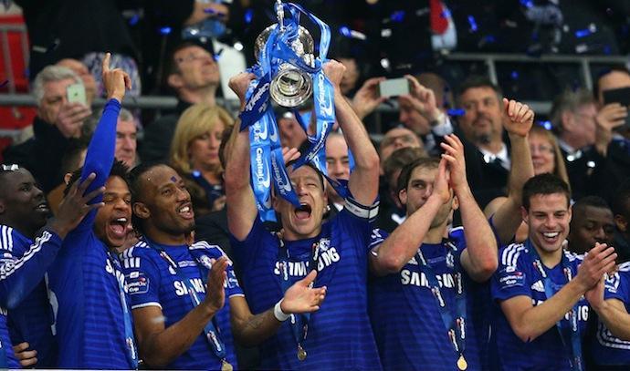 Il Chelsea vince la Coppa di Lega