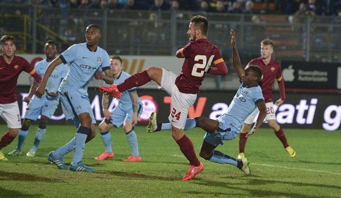 Youth League: una splendida Roma vola alle Final Four! Manchester City ko