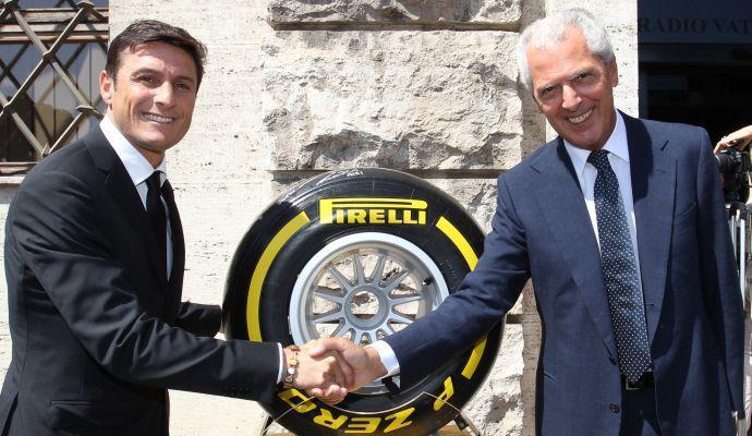 Tronchetti Provera: 'Il rapporto tra l'Inter e la Pirelli continuerà. Su Messi e Kanté...'