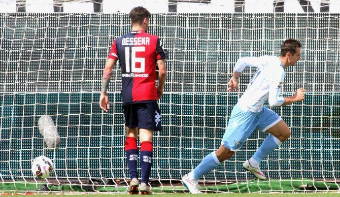 Cagliari-Lazio: GOL e HIGHLIGHTS