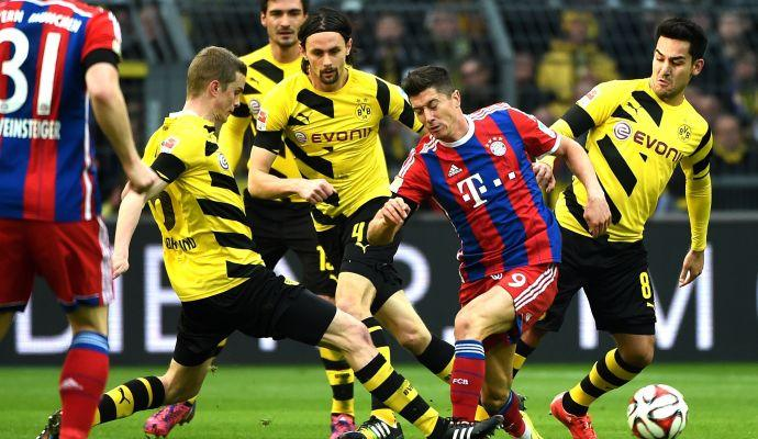 VIDEO Borussia Dortmund-Bayern: GOL e HIGHLIGHTS