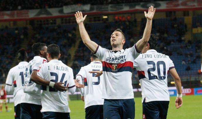 Genoa: 'Mai chiesti Bertolacci e Caprari alla Sampdoria'