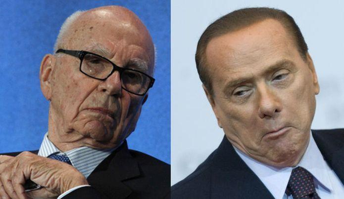 Tv: Mediaset-Vivendi in causa, Comcast sfida Disney e Murdoch per comprare Sky