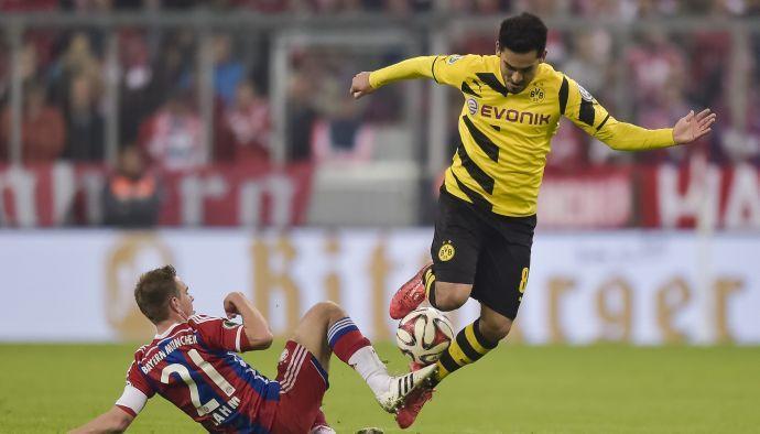 Borussia Dortmund: United in pole per Gundogan
