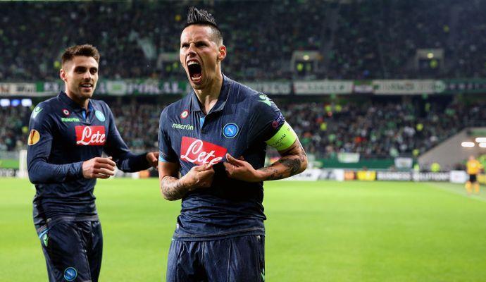 Napoli, Hamsik e la Milano 'tentatrice'