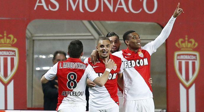 Allenamento AS Monaco modello