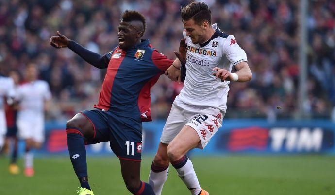 Milan-Genoa: trattative continue per un attaccante