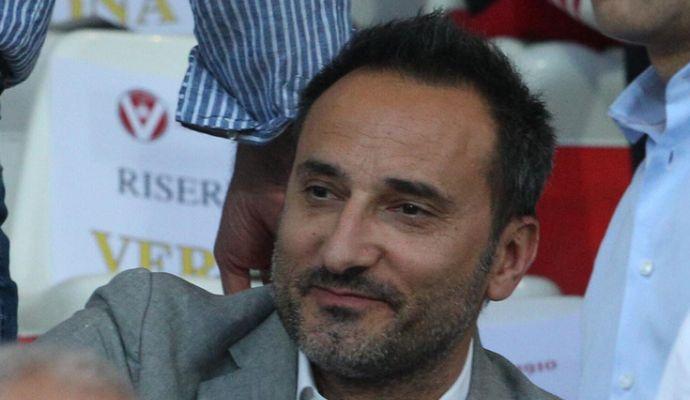Verona, il presidente Setti: 'Bessa voleva andare via, Pazzini ha subito il cambio di ruolo'