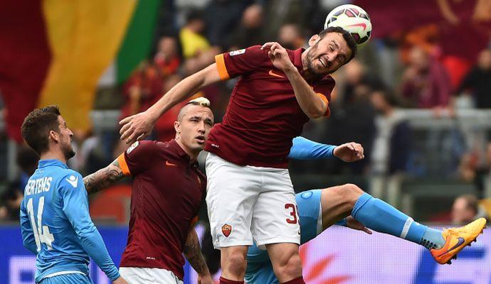 Roma, due giocatori sul mercato