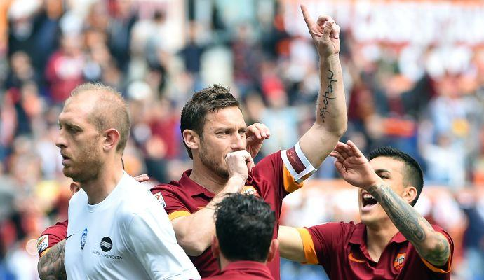 Roma-Atalanta 1-1: il tabellino