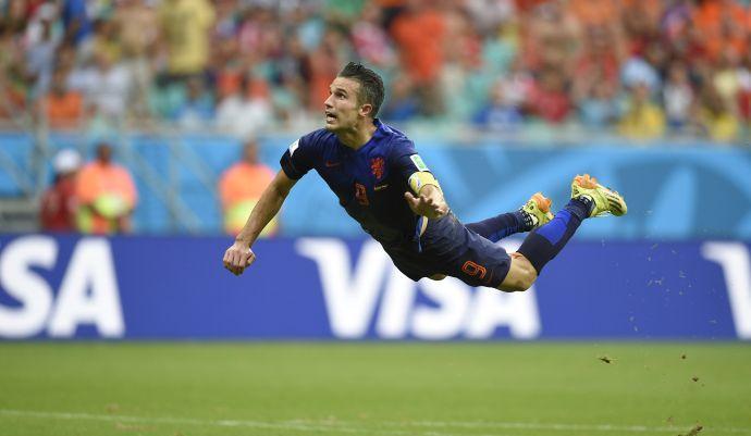 Van Persie: l'olandese in volo alla ricerca di una stella