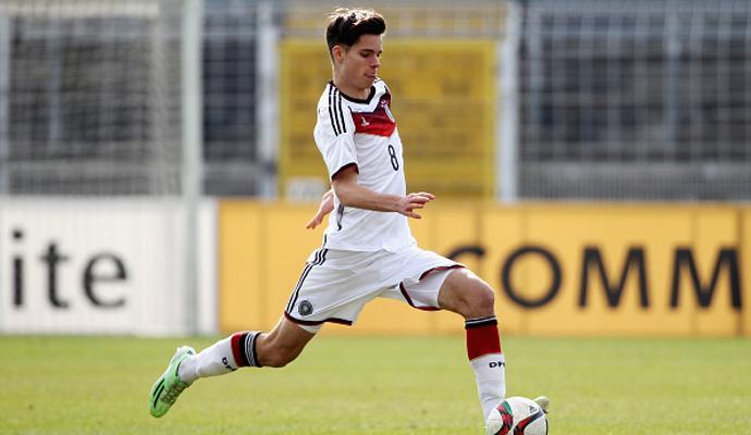 Maglia Home Borussia Dortmund Julian Weigl