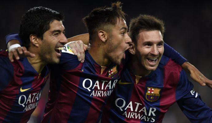 Barcellona, Neymar: 'Rifiutai il Real Madrid'
