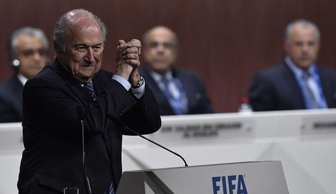 Pippo Russo: sorteggio Mondiali 2018, Blatter sarà ancora tra le palline